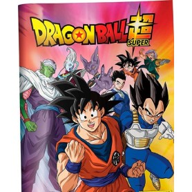 PACK 10 SOBRES DRAGON BALL SUPER