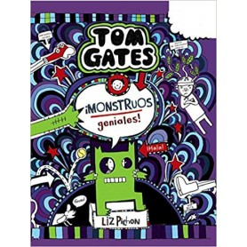 TOM GATES: ?MONSTRUOS GENIALES!.