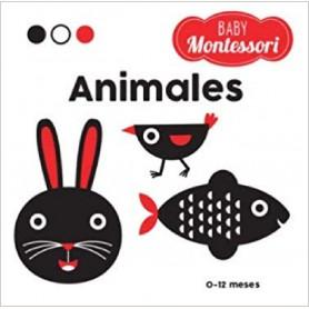 BABY MONTESSORI ANIMALES (VVKIDS