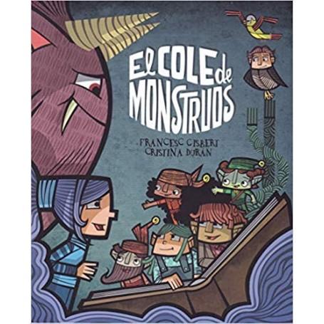 EL COLE DE LOS MONSTRUOS.ANDANA