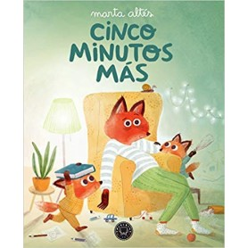 CINCO MINUTOS MAS.BLACKIE BOOKS