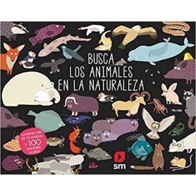 BUSCA LOS ANIMALES NATURALEZA.SM