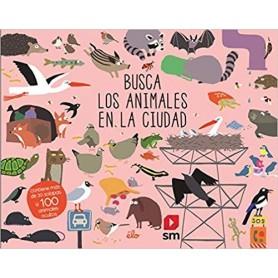 BUSCA LOS ANIMALES EN CIUDAD.SM.