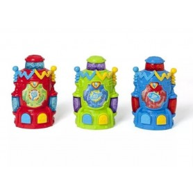 SUPER ZINGS SERIE 5 KAZOOM MACHINE