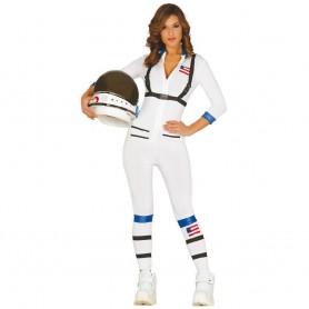 DISFRAZ DE ASTRONAUTA DE LA NASA S-M