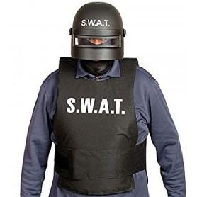 CASCO POLICIA SWAT ANTIDISTURBIOS