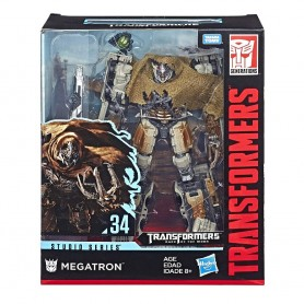 TRANSFORMERS MEGATRON STUDIO SERIES LEADER