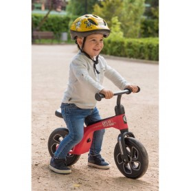 BICICLETA TECH BALANCE BIKE- ROJA
