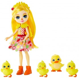 ENCHANTIMALS - DINA DUCK PATITOS SLOSH