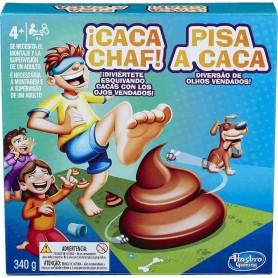 JUEGO ¡CACA CHAF! - ATRAPA LA CACA