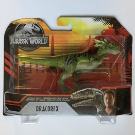 JURASSIC WORLD - ATTACK PACK - DRACOREX