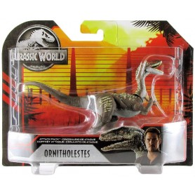 JURASSIC WORLD - ATTACK PACK - ORNITHOLESTES