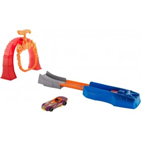 HOT WHEELS - FLAME JUMPER PLAYSET - PISTA