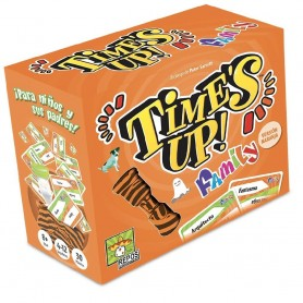 JUEGO CARTAS - TIME'S UP! FAMILY 2