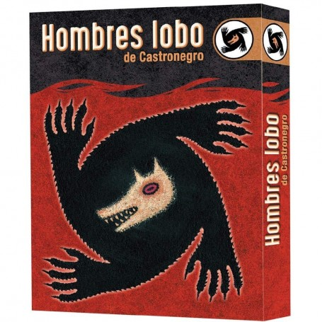 JUEGO CARTAS - LOS HOMBRES LOBO DE CASTRONEGRO