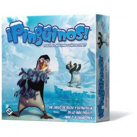 JUEGO - ¡PINGÜINOS! (PINGUINO)