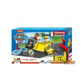 CARRERA FIRST - CIRCUITO PAW PATROL - ON THE TRACK
