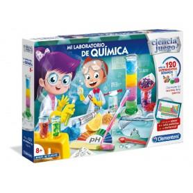 CIENCIA Y JUEGO - MI LABORATORIO DE QUIMICA
