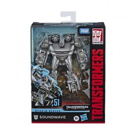 TRANSFORMERS GENERATION STUDIO SOUNDWAVE Nº51