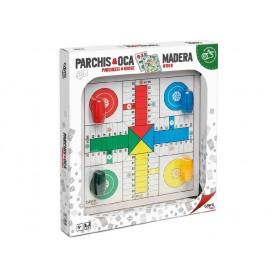 TABLERO PARCHÍS-OCA ACCESORIOS MADERA