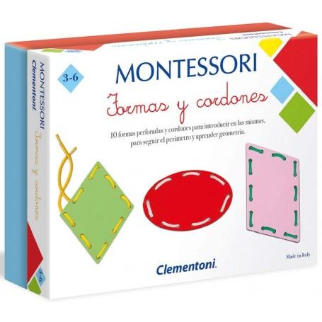 MONTESSORI - FORMAS Y CORDONES