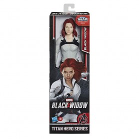 AVENGERS - TITAN HERO BLACK WIDOW VIUDA NEGRA