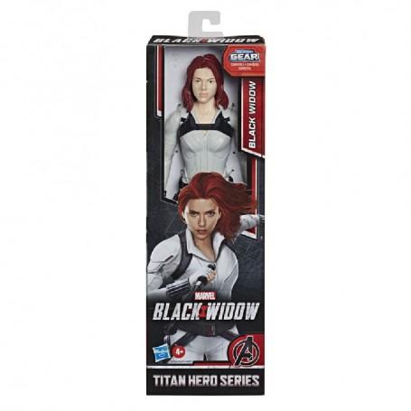AVENGERS - TITAN HERO BLACK WIDOW VIUDA NEGRA