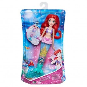 DISNEY PRINCESS ARIEL BRILLO DE LUZ