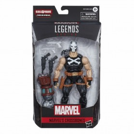 FIGURA CROSSBONES MARVEL LEGENDS
