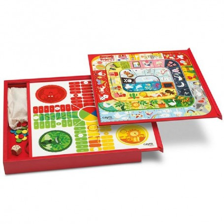 PARCHIS Y OCA GAME FOR KIDS