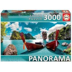 PUZZLE 3000 PIEZAS  PHUKET, TAILANDIA PANORAMA