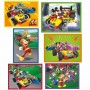 MALETIN CUBOS ROMPECABEZAS - MICKEY ROADSTER RACERS