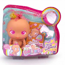THE BELLIES - MINI BELLIES COLOR PEE SURPRISE PINK
