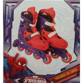PATINES EN LINEA SPIDERMAN 31-34