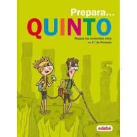 PREPARA QUINTO.(4 EP).EDEBE