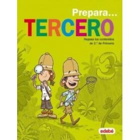 PREPARA TERCERO.(2 EP).EDEBE