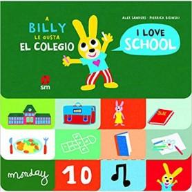 A BILLY LE GUSTA EL COLEGIO. SM