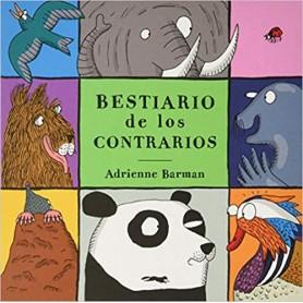 BESTIARIO DE CONTRARIOS. LIBROS