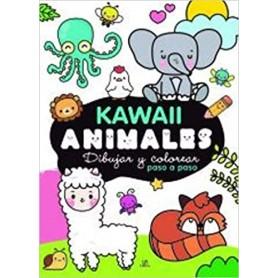 KAWAII ANIMALES. LIBSA