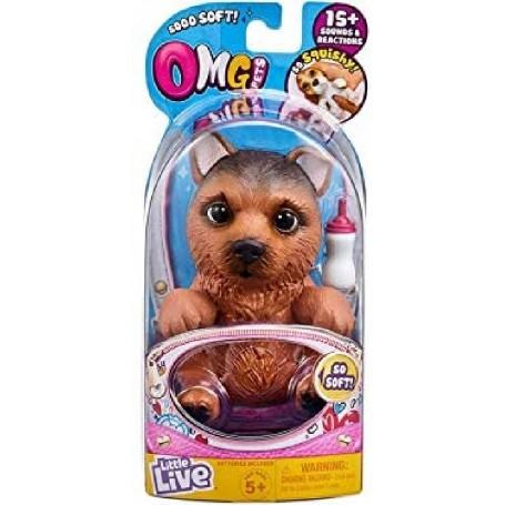 LITTLE LIVE PETS OMG - PERRITO SHEP