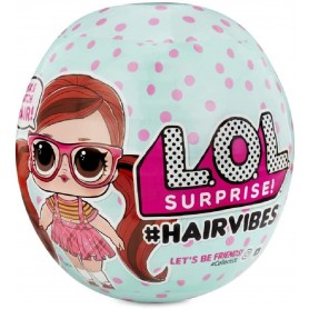 LOL SURPRISE HAIRVIBES SERIE 7
