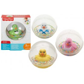 PATITO A FLOTE - FISHER-PRICE JUGUETE DE BAÑO