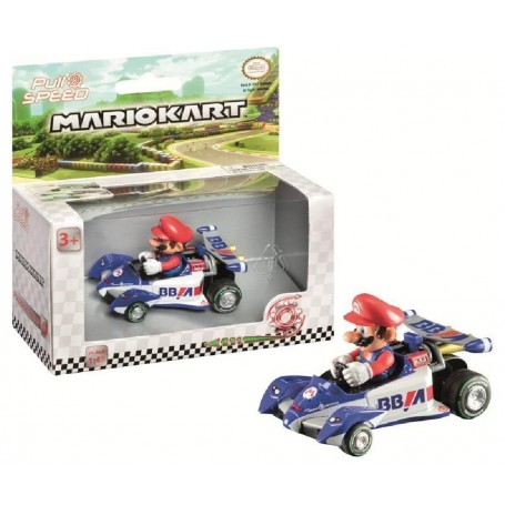 COCHE MARIO BROS KART CIRCUIT SPECIAL PULL&BACK