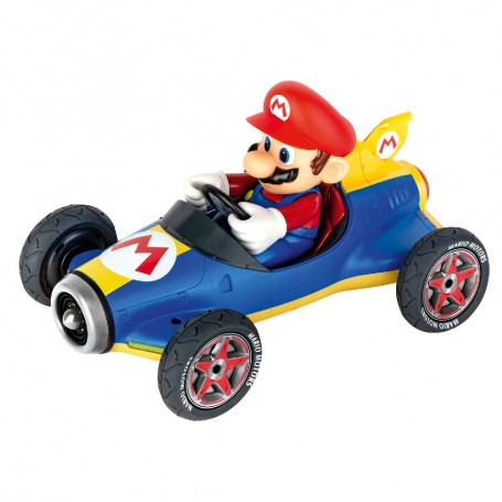 COCHE MARIO BROS KART 8 PULL&BACK
