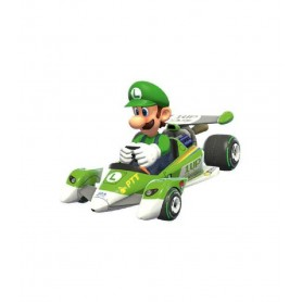 COCHE LUIGI KART CIRCUIT SPECIAL PULL&BACK