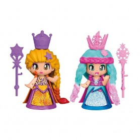 PINYPON - SET 2 FIGURAS REINAS QUEENS 2