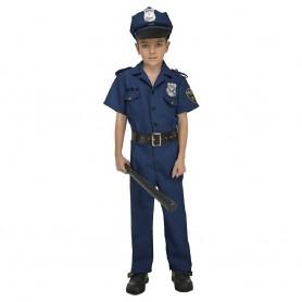 DISFRAZ POLICIA 5-6 AÑOS