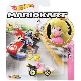 HOT WHEELS - MARIO KART VEHICULO PEACH