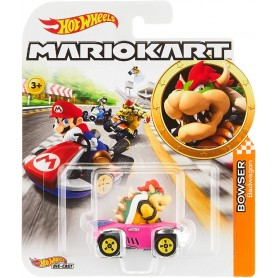 HOT WHEELS - MARIO KART VEHICULO BOWSER