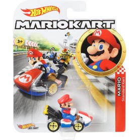 HOT WHEELS - MARIO KART VEHICULO MARIO